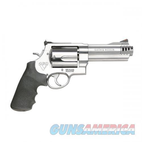 Smith & Wesson 460 XVR 163465   Guns > Pistols > Smith & Wesson Revolvers > Full Frame Revolver