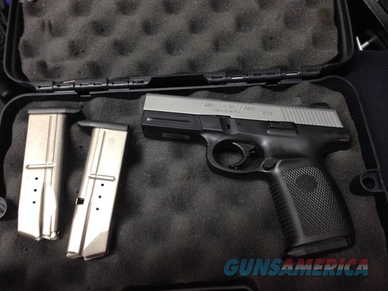 Smith & Wesson SW9VE  Guns > Pistols > Smith & Wesson Pistols - Autos > Polymer Frame
