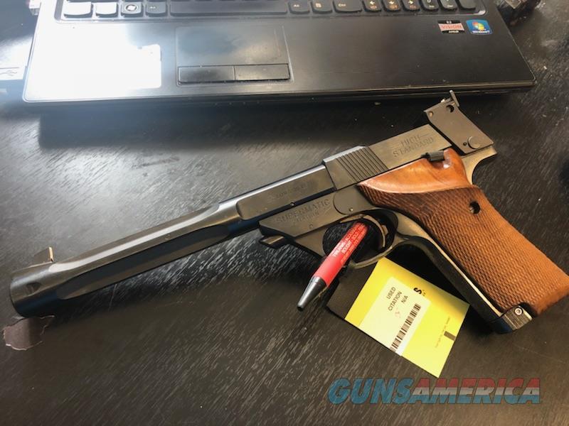 High Standard Citation  Guns > Pistols > High Standard Pistols