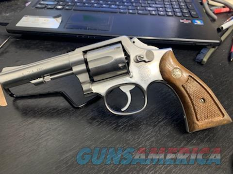Smith & Wesson Model 64 NY-1  Guns > Pistols > Smith & Wesson Revolvers > Med. Frame ( K/L )