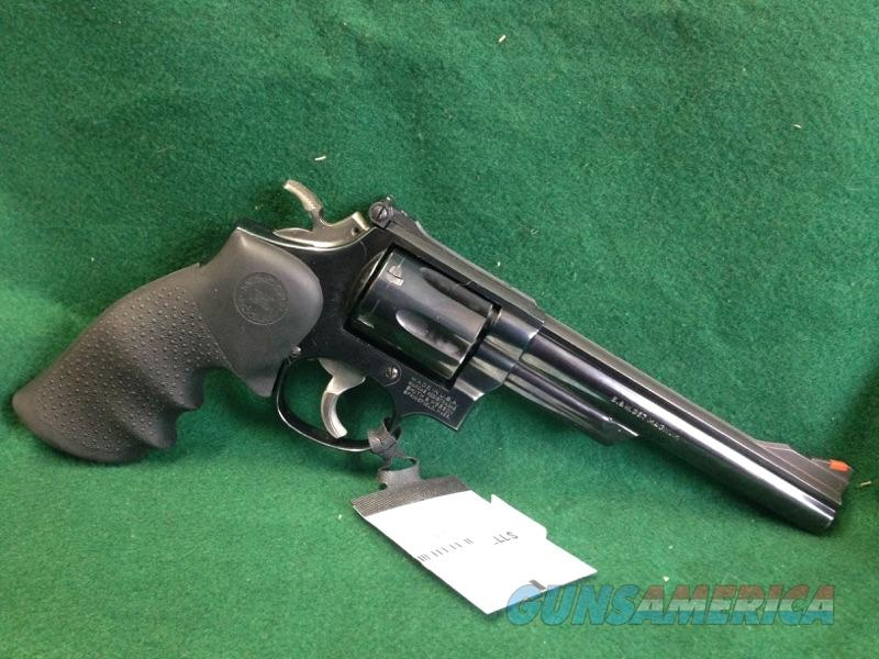 Smith & Wesson 19-5  Guns > Pistols > Smith & Wesson Revolvers > Full Frame Revolver