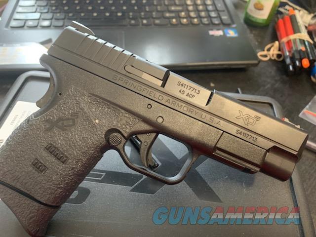 "Springfield Armory XD-s 4.0""  Guns > Pistols > Springfield Armory Pistols > XD-S"