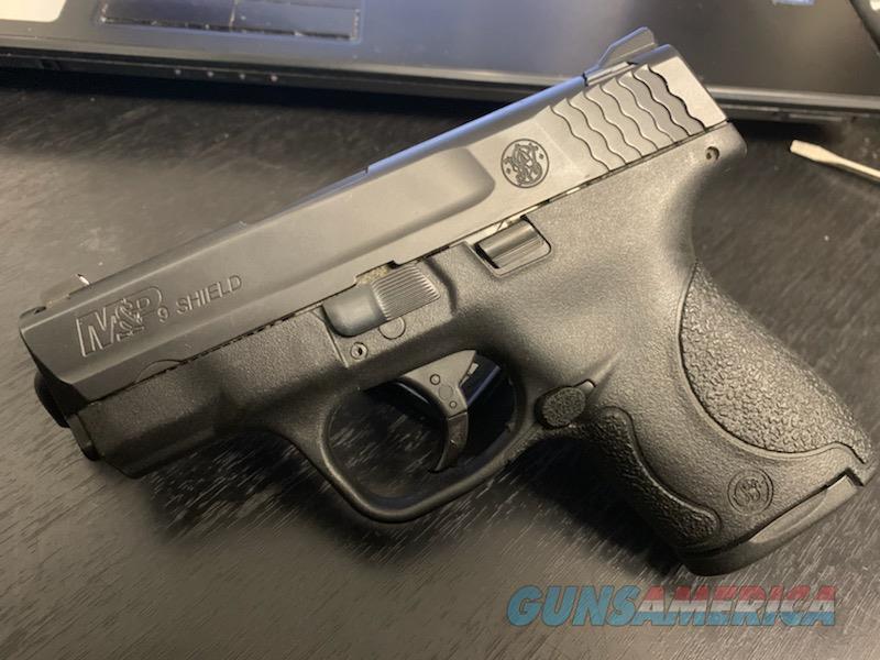 Smith & Wesson M&P Shield  Guns > Pistols > Smith & Wesson Pistols - Autos > Shield