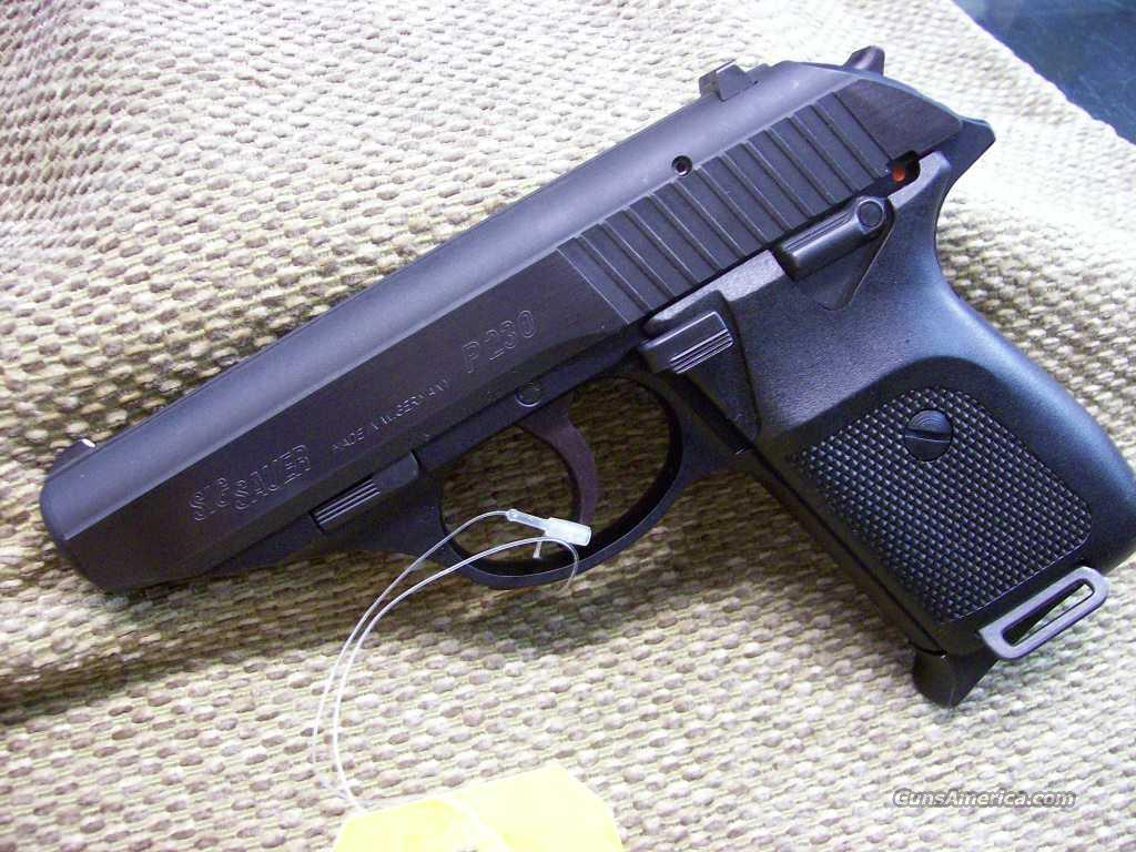 Rare SIG SAUER P230 in .32 ACP  Guns > Pistols > Sig - Sauer/Sigarms Pistols > Other