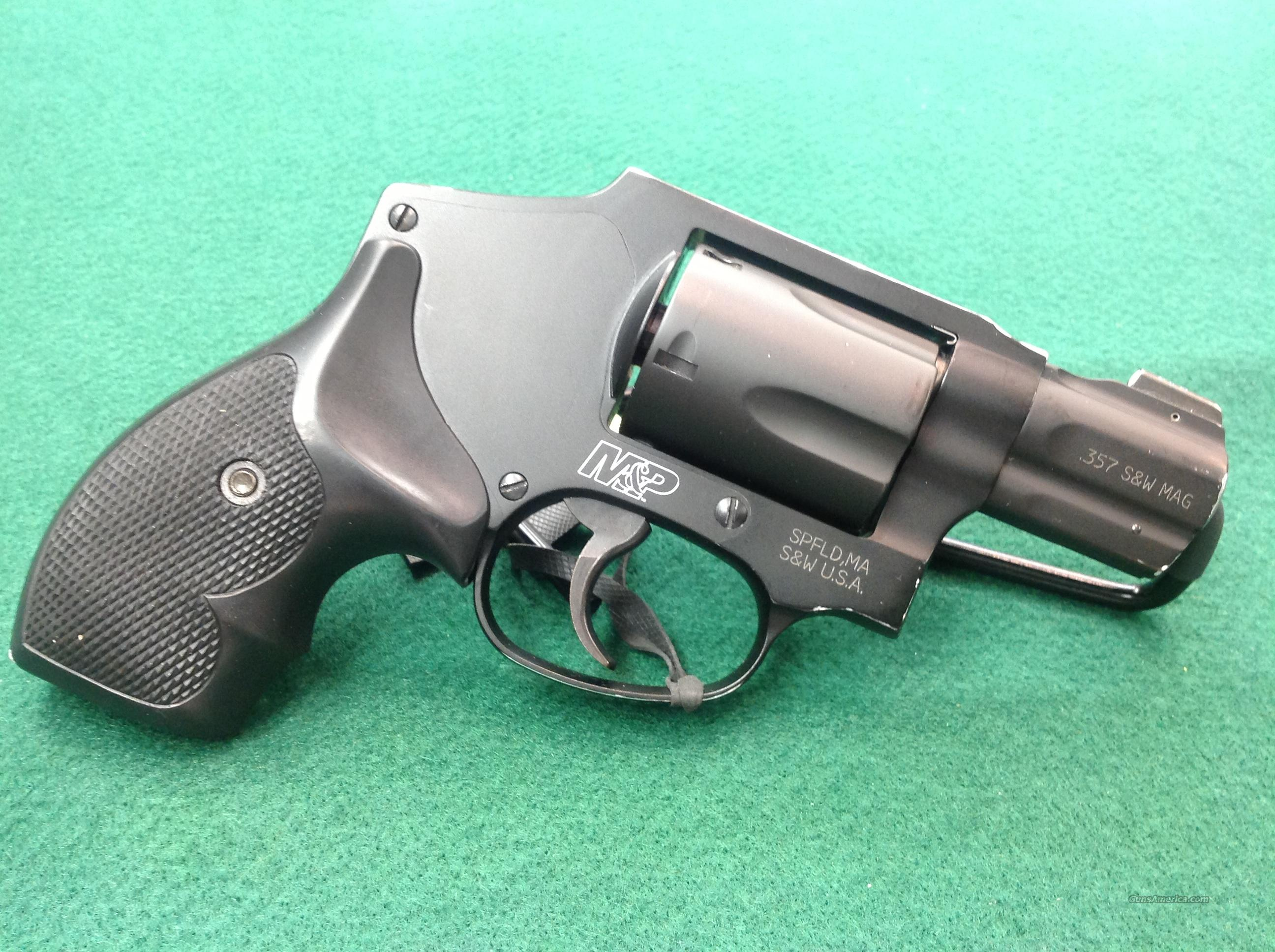S&W M&P 340  Guns > Pistols > Smith & Wesson Revolvers > Full Frame Revolver
