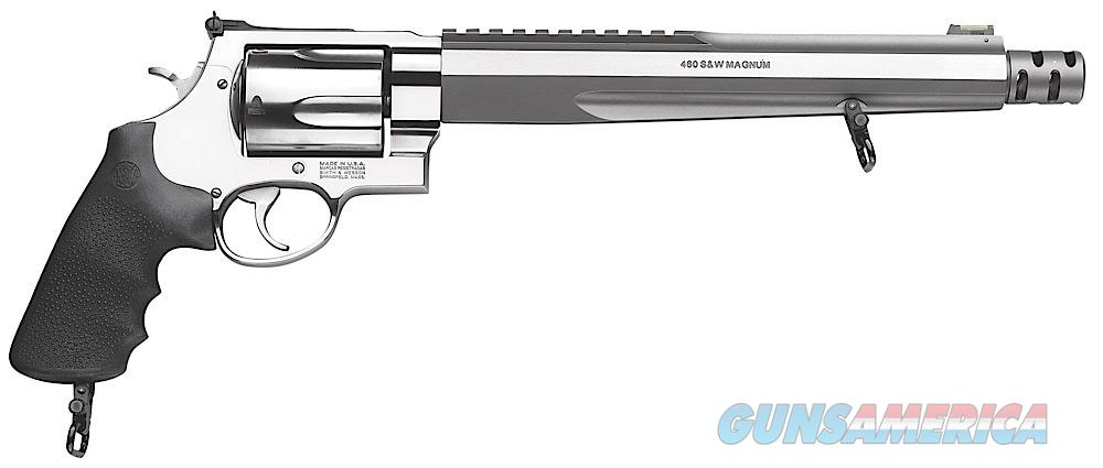 Smith & Wesson 460 Performance Center XVR with Rail 170262  Guns > Pistols > Smith & Wesson Revolvers > Full Frame Revolver