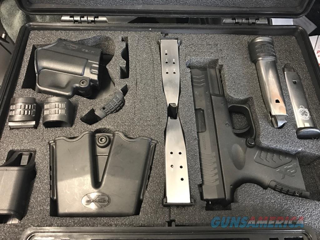 Springfield Armory XDm Compact  Guns > Pistols > Springfield Armory Pistols > XD-M