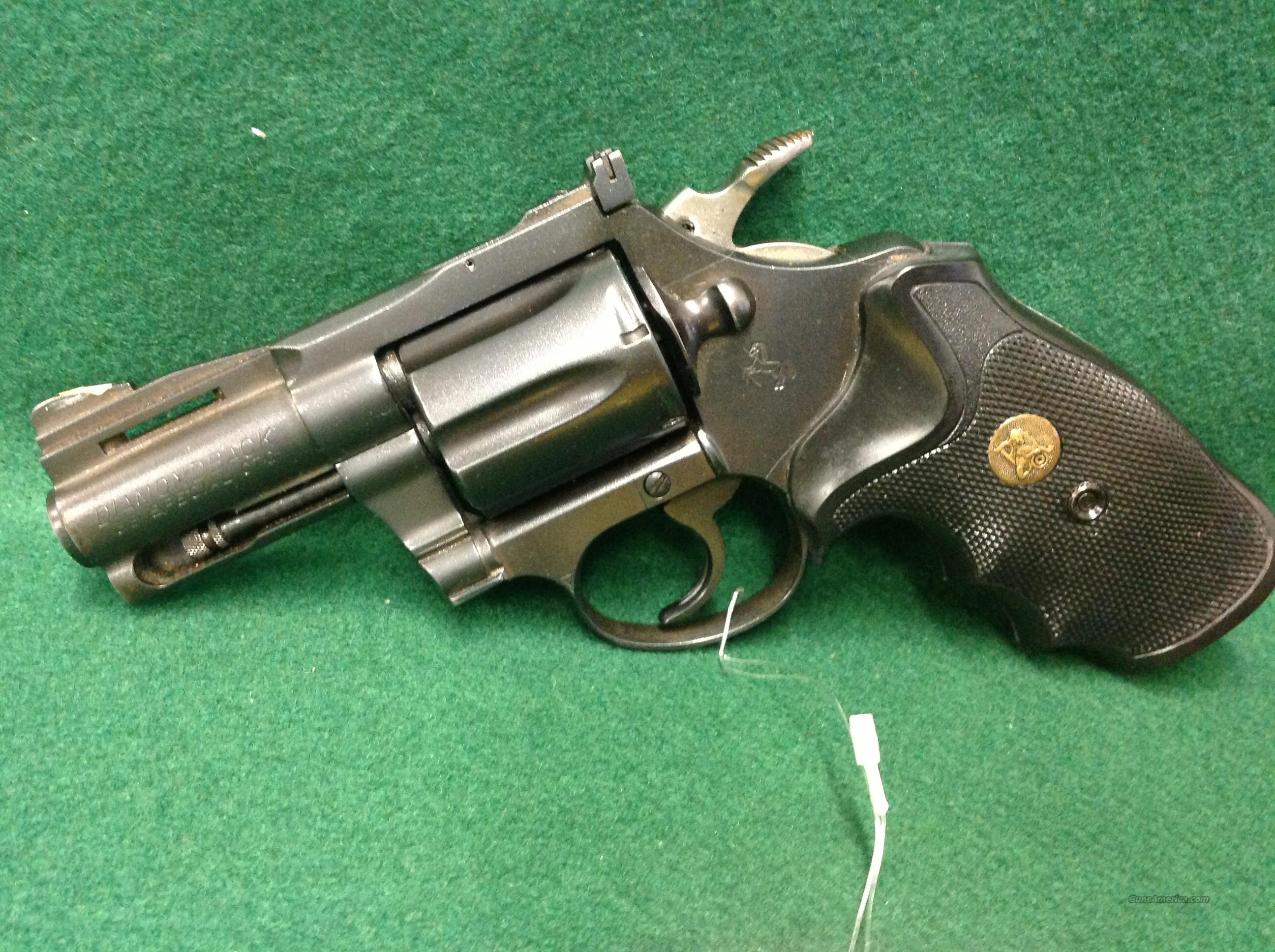 Colt Diamondback  Guns > Pistols > Colt Double Action Revolvers- Modern
