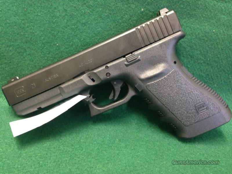 Glock 21   Guns > Pistols > Glock Pistols > 20/21