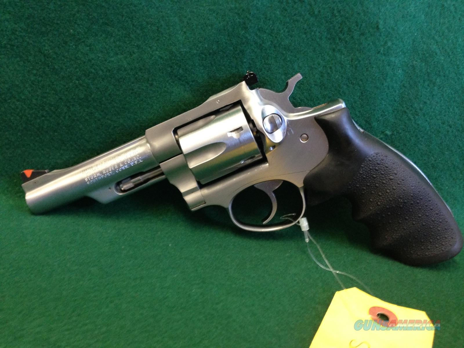 Ruger Security Six Stainless  Guns > Pistols > Ruger Double Action Revolver > Security Six Type