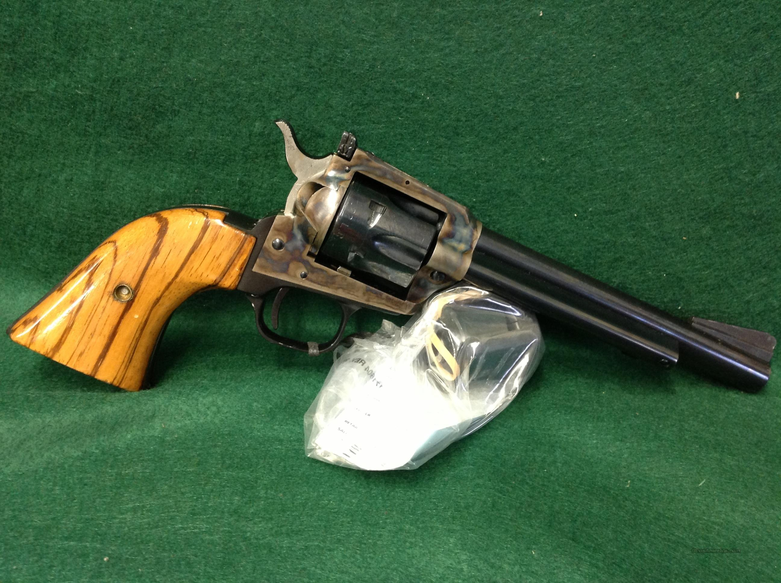Colt New Frontier 22LR/22Mag  Guns > Pistols > Colt Single Action Revolvers - Modern (22 Cal.)