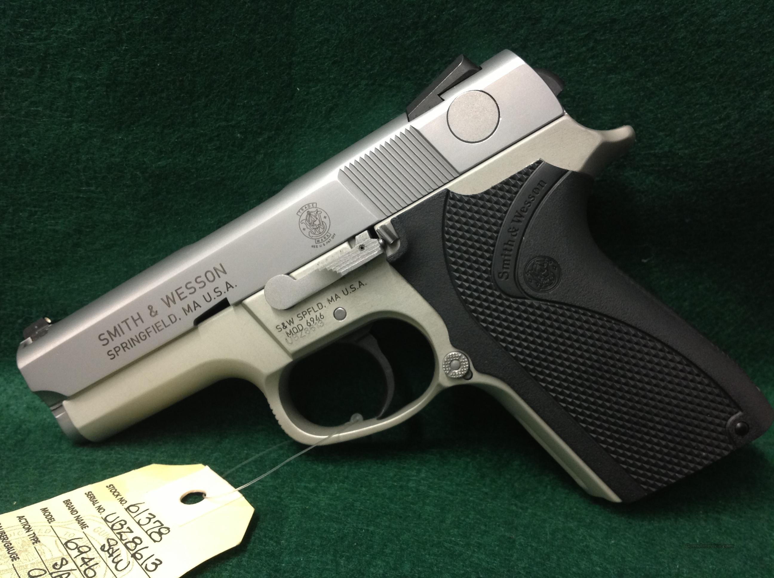 S&W 6946 **NEW**  Guns > Pistols > Smith & Wesson Pistols - Autos > Steel Frame