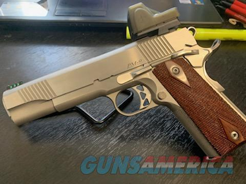 Dan Wesson 1911 Pointman w/ Trijicon RMR  Guns > Pistols > Dan Wesson Pistols/Revolvers > 1911 Style