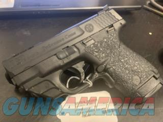 Smith & Wesson M&P Shield Performance Center w/ laser  Guns > Pistols > Smith & Wesson Pistols - Autos > Shield