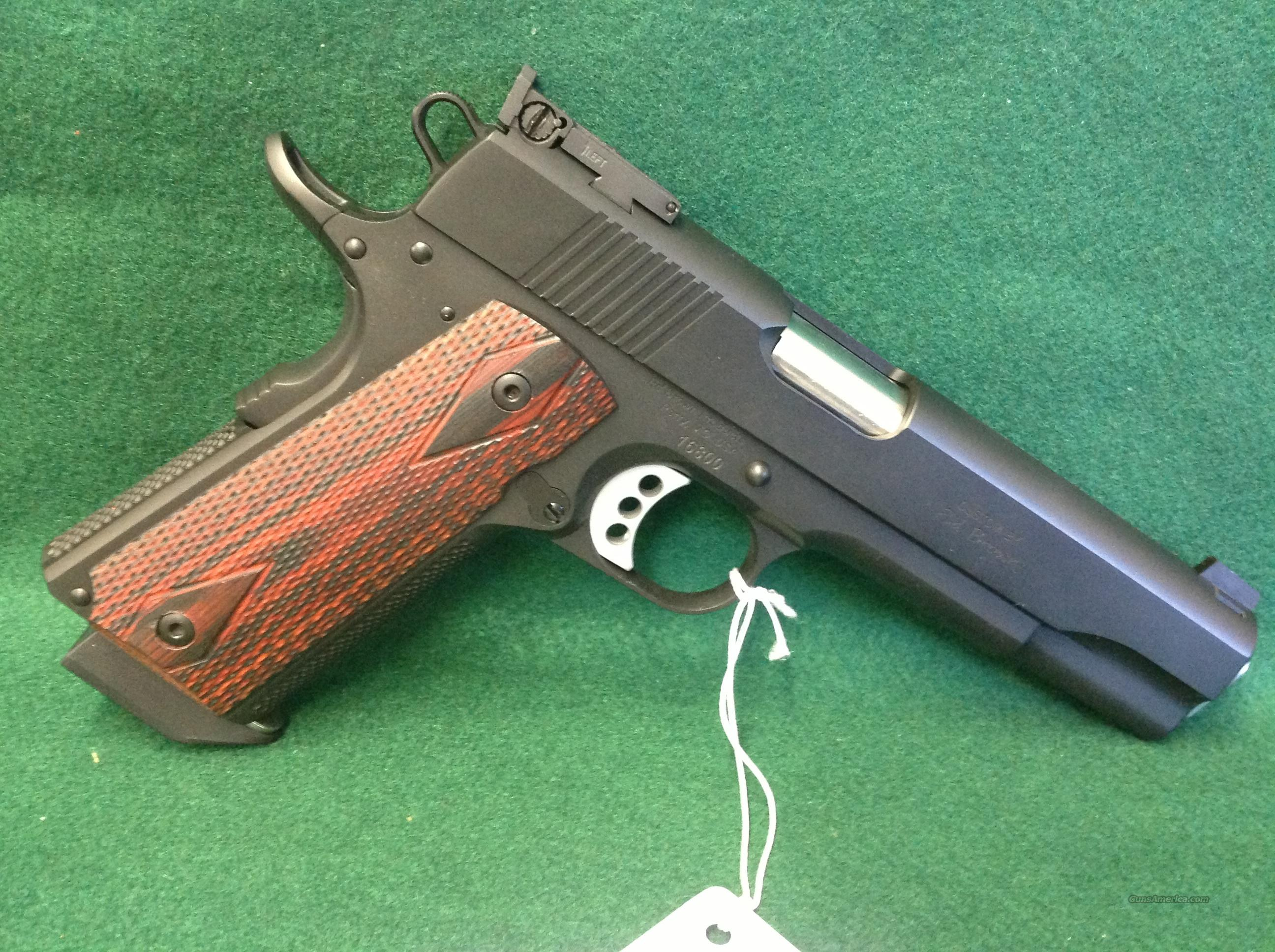Ed Brown 38 SUPER 1911 G3 ***LIMITED RUN***  Guns > Pistols > Ed Brown Pistols