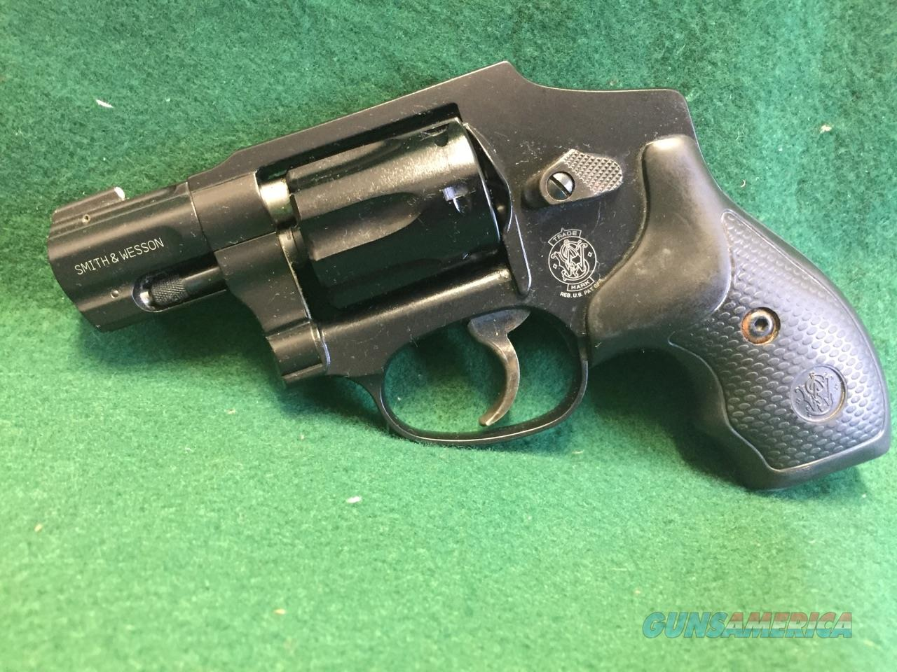 Smith & Wesson Model 351C 22 Magnum  Guns > Pistols > Smith & Wesson Revolvers > Small Frame ( J )