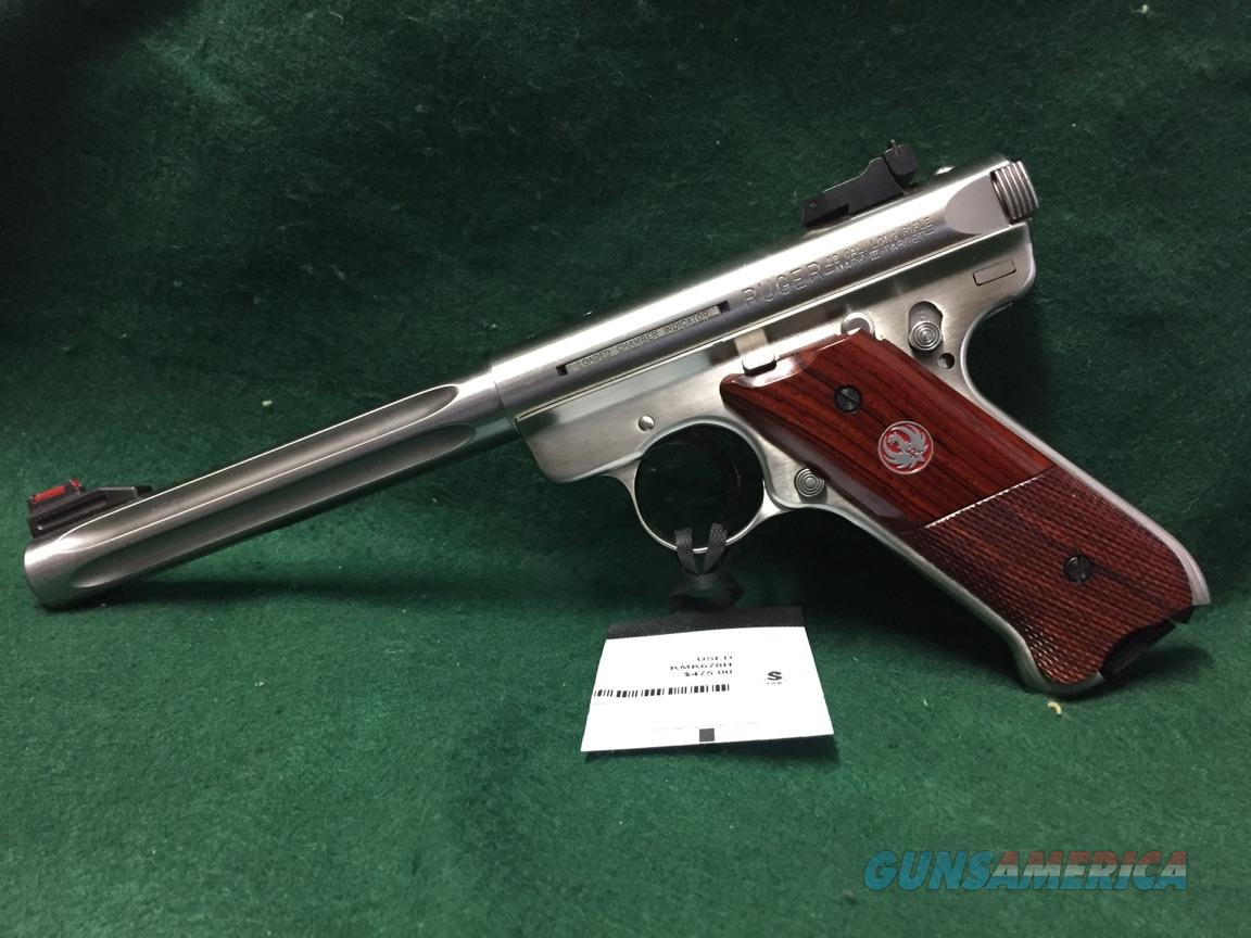 Ruger MK III Hunter  Guns > Pistols > Ruger Semi-Auto Pistols > Mark I/II/III Family