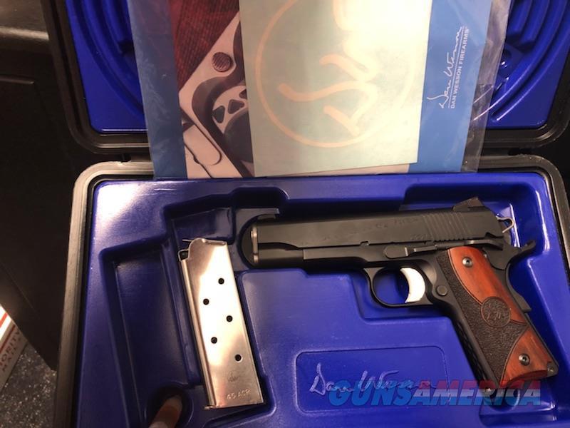 Dan Wesson 1911 CCO  Guns > Pistols > Dan Wesson Pistols/Revolvers > 1911 Style