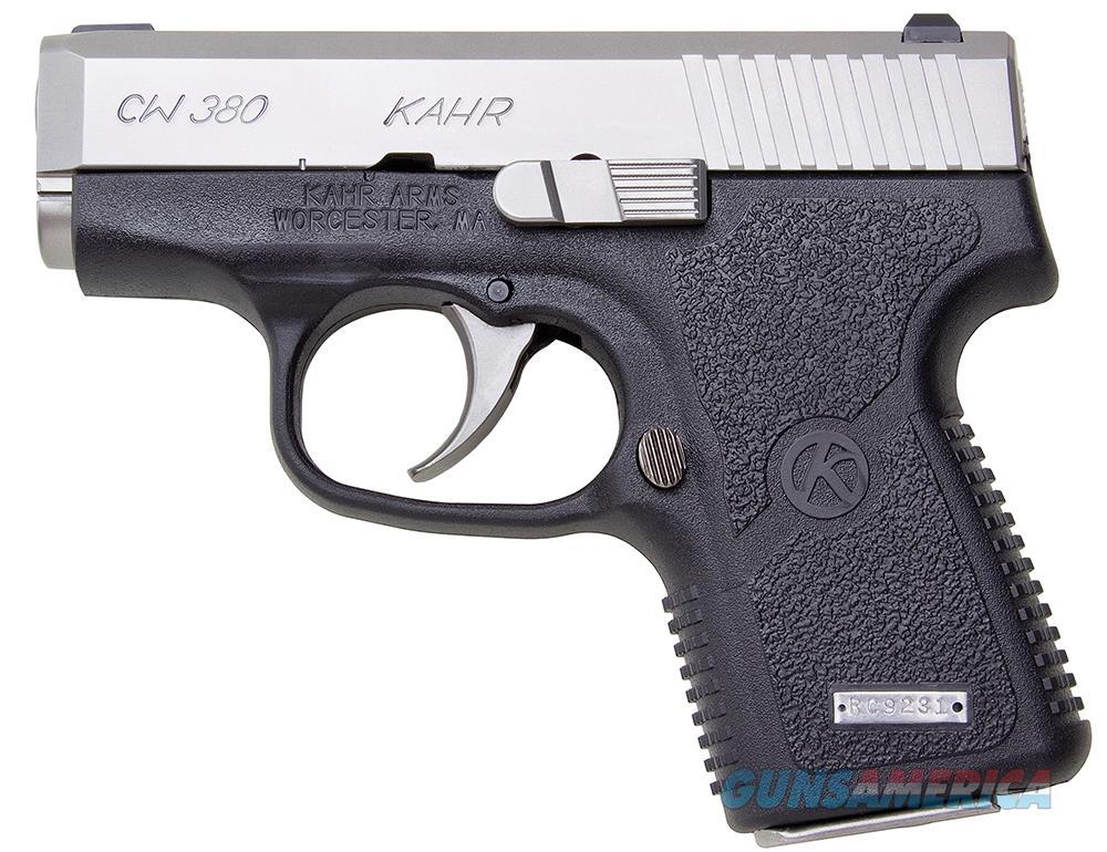 Kahr Arms CW380  Guns > Pistols > Kahr Pistols