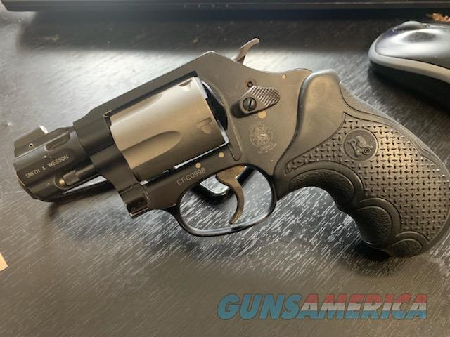 Smith & Wesson Model 360PD Ported  Guns > Pistols > Smith & Wesson Revolvers > Full Frame Revolver