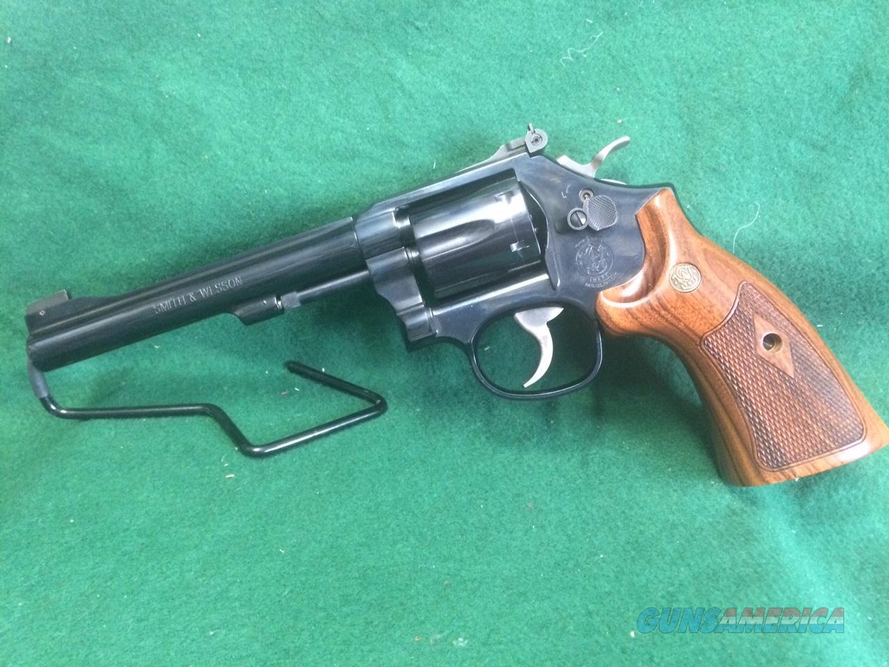 Smith & Wesson Model 48  Guns > Pistols > Smith & Wesson Revolvers > Full Frame Revolver