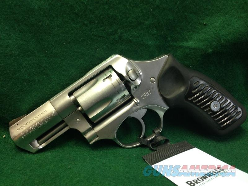 Ruger SPNY SP101  Guns > Pistols > Ruger Double Action Revolver > SP101 Type