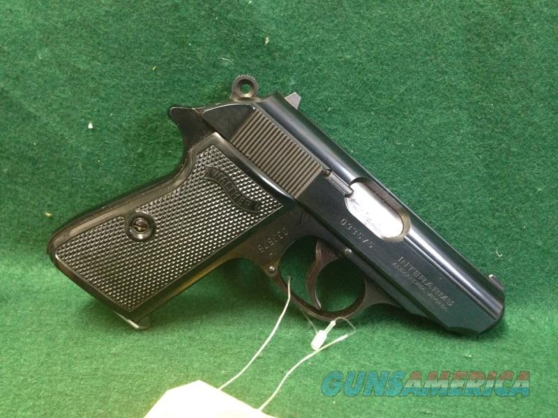 Walther PPK/S .380   Guns > Pistols > Walther Pistols > Post WWII > PPK Series