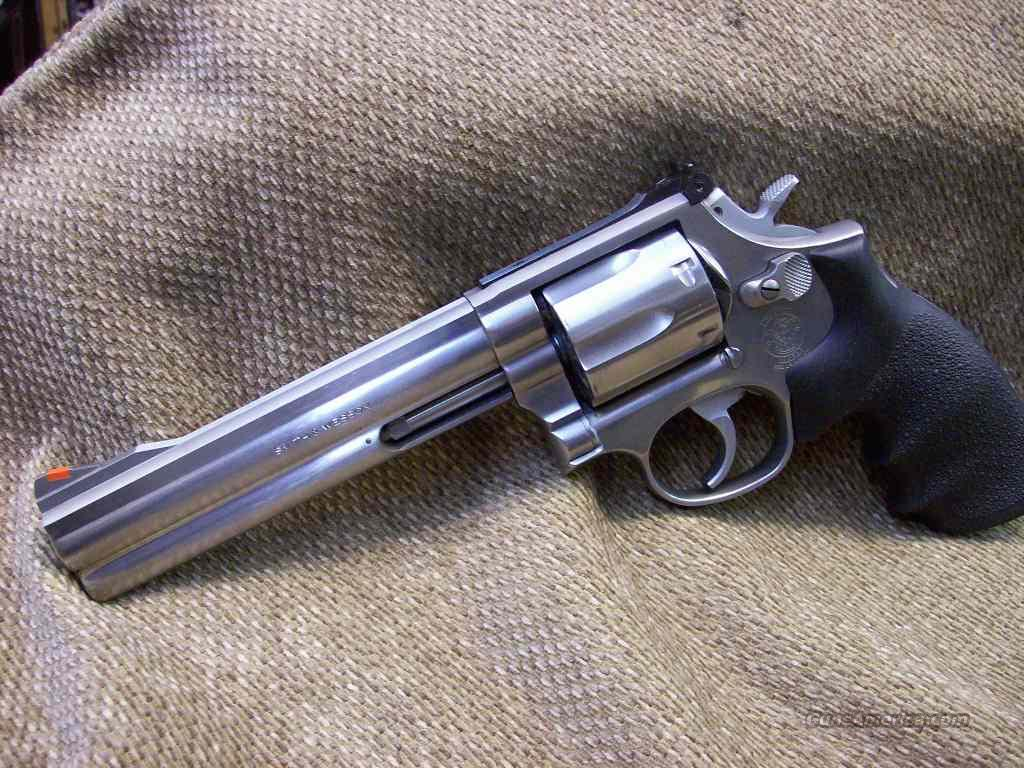 "S&W 686 .357 Magnum 6""  6-shot  Guns > Pistols > Smith & Wesson Revolvers > Full Frame Revolver"