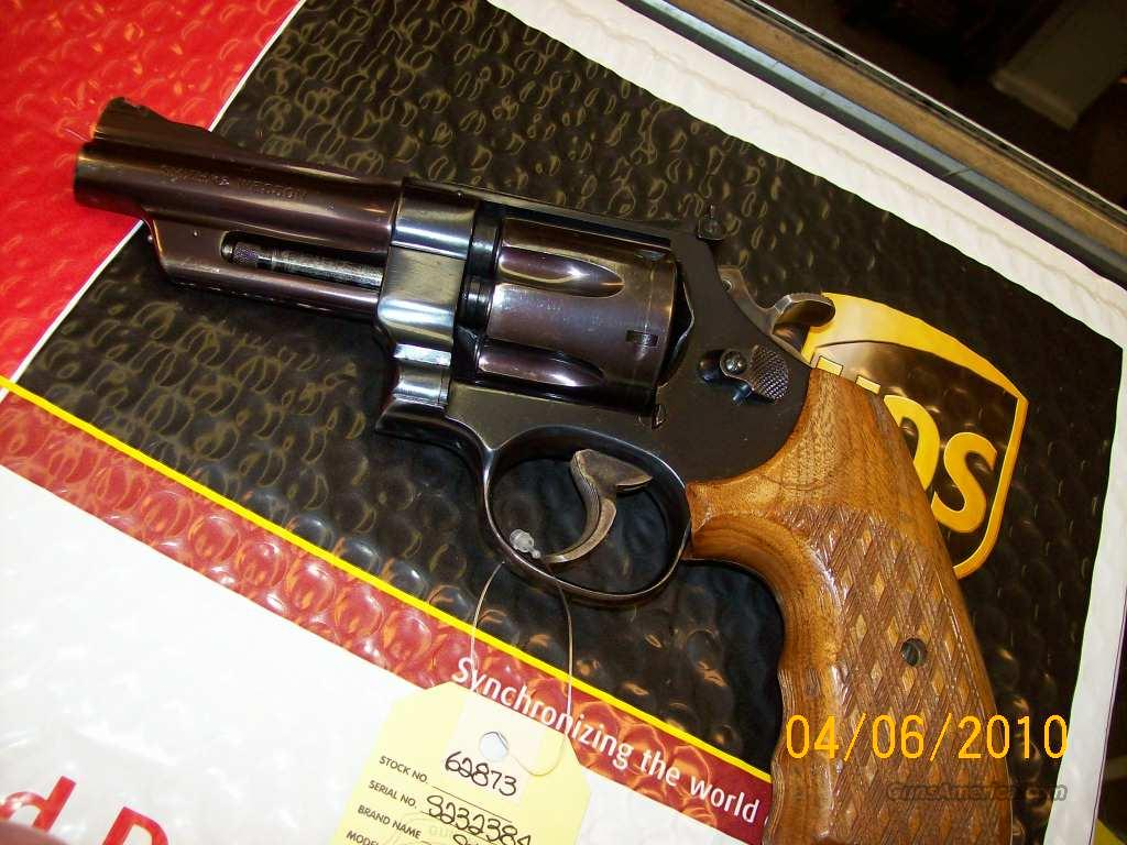 62873  S&W 28 Four inch .357  Guns > Pistols > Smith & Wesson Revolvers > Full Frame Revolver