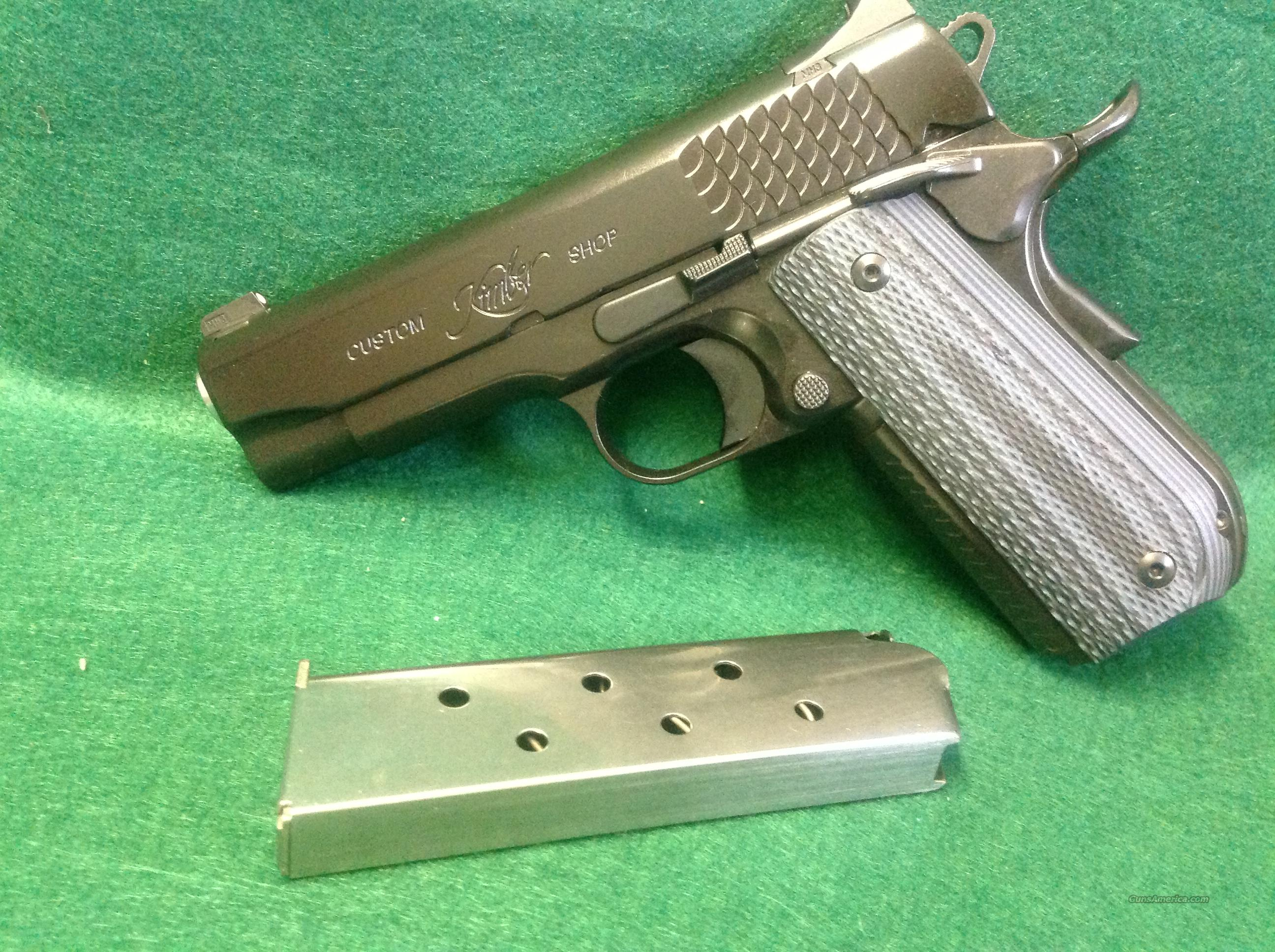Kimber Super Carry Pro HD  Guns > Pistols > Kimber of America Pistols