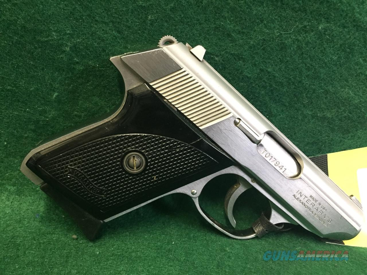 Walther TPH .22 LR  Guns > Pistols > Walther Pistols > Post WWII > P22