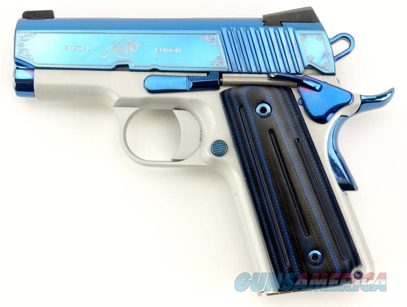 Kimber Sapphire Ultra II  Guns > Pistols > Kimber of America Pistols