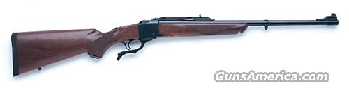 Ruger number 1 chambered in 257 Roberts   Guns > Rifles > Ruger Rifles > #1 Type