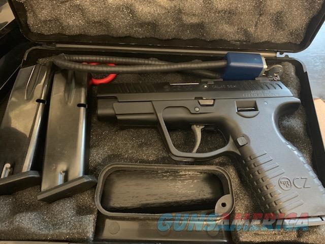 CZ 100 40 S&W  Guns > Pistols > CZ Pistols