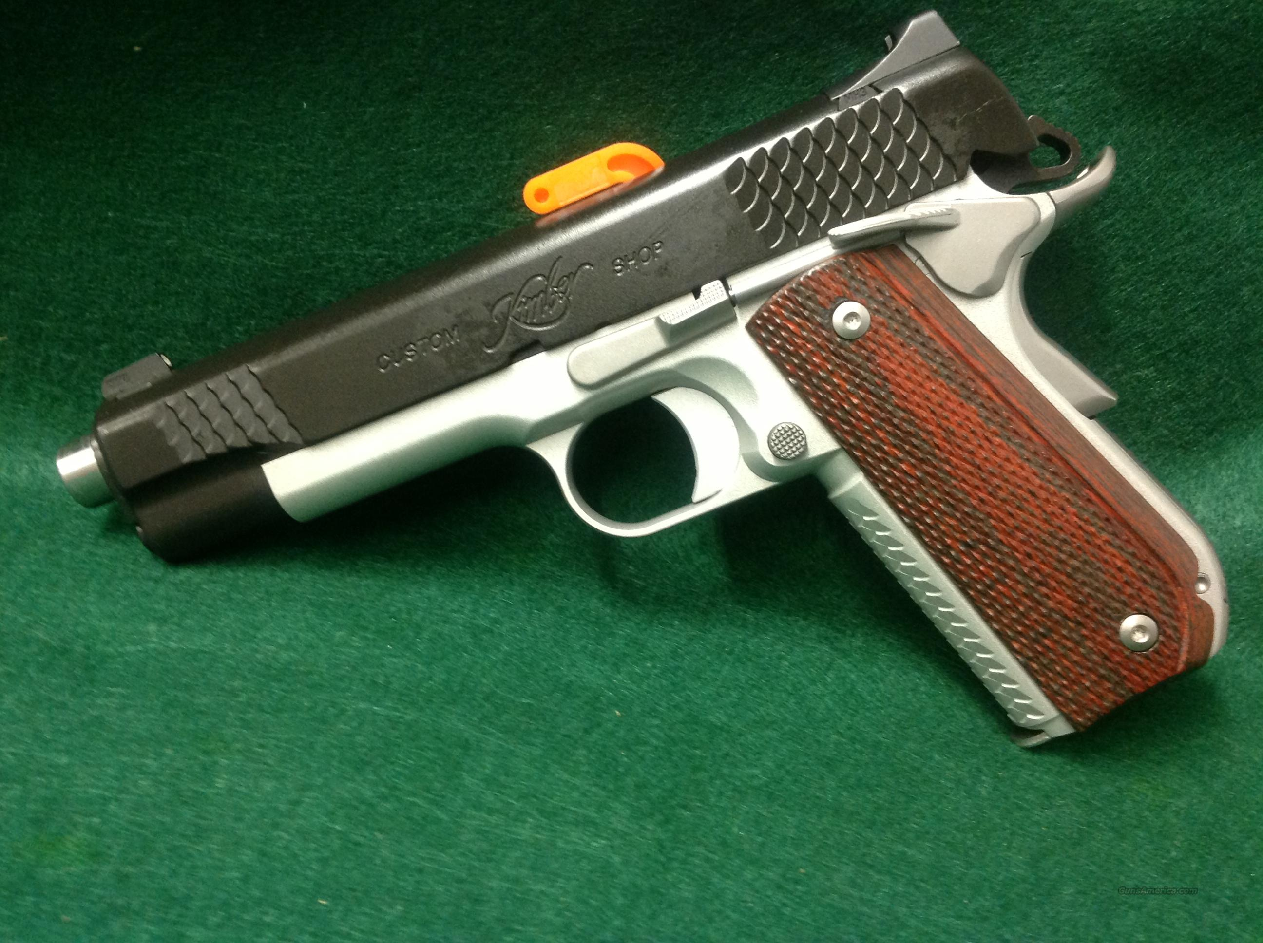 Kimber Super Carry Custom  Guns > Pistols > Kimber of America Pistols