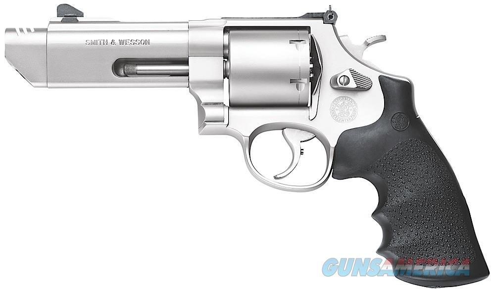 Smith & Wesson Model 629 Performance Center  Guns > Pistols > Smith & Wesson Revolvers > Med. Frame ( K/L )
