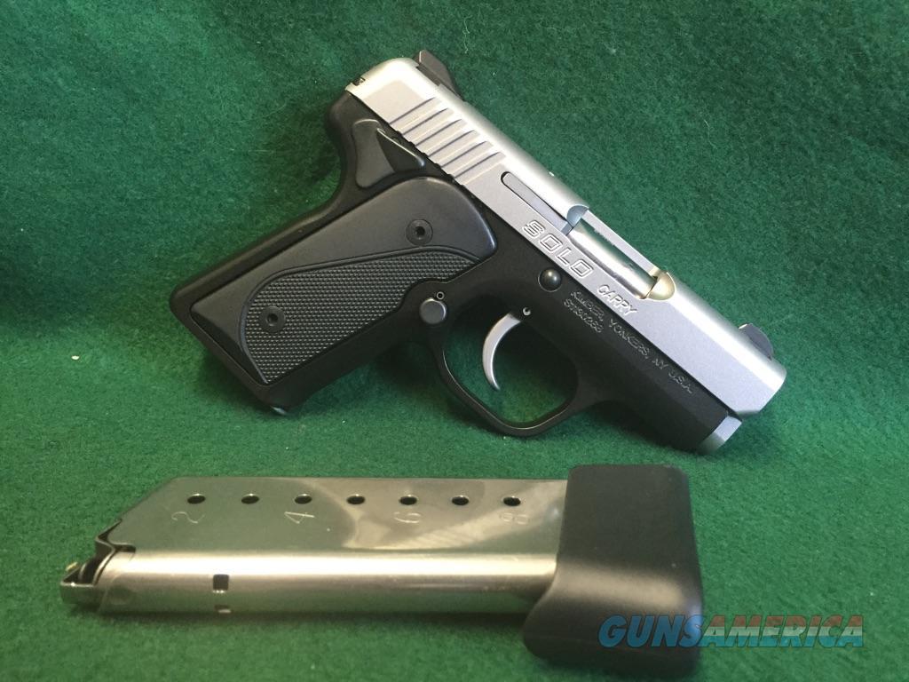 Kimber Solo Carry  Guns > Pistols > Kimber of America Pistols