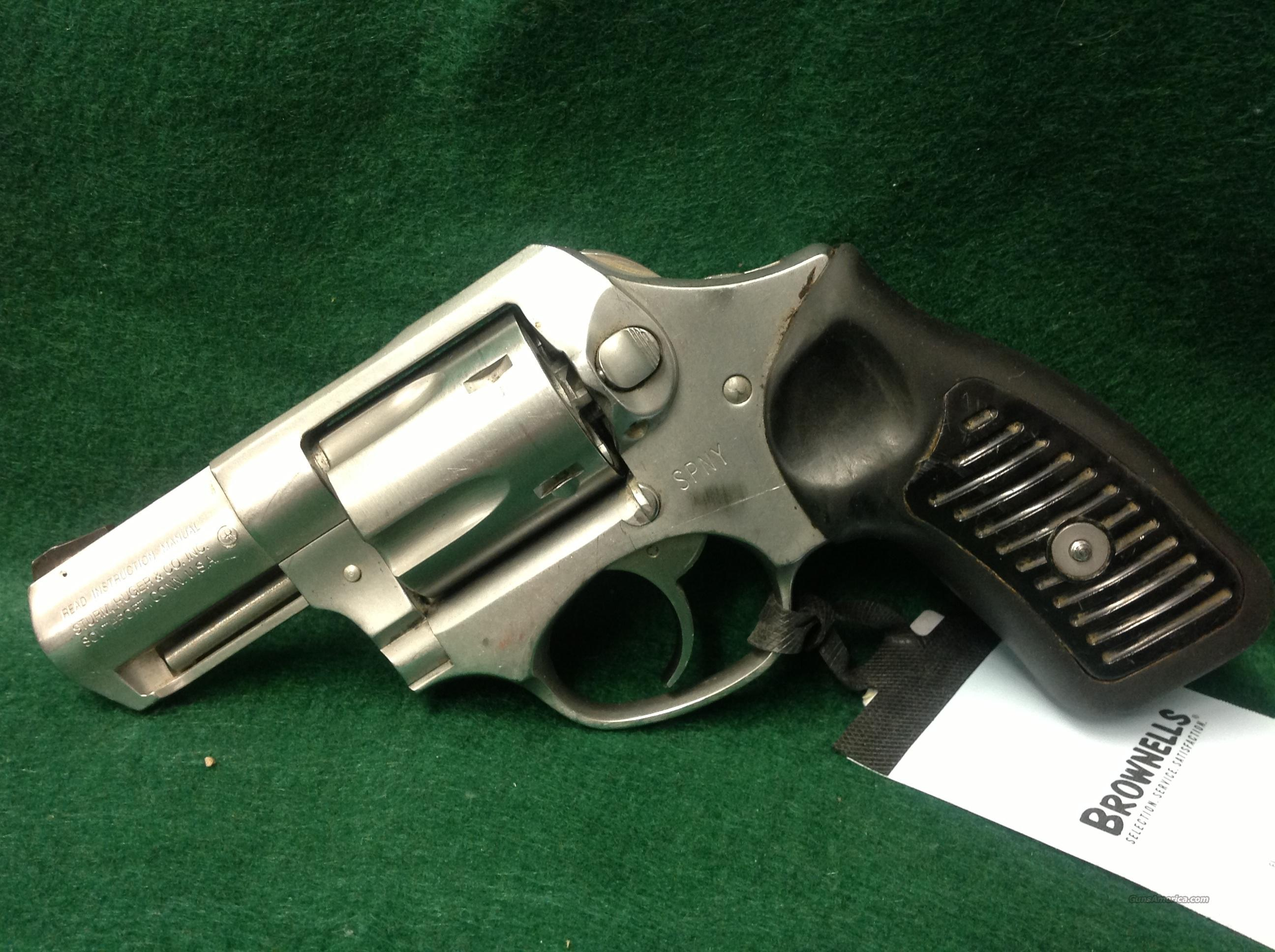 Ruger SPNY  Guns > Pistols > Ruger Double Action Revolver > SP101 Type