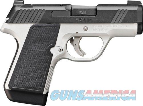 Kimber EVO SP Two-Tone  Guns > Pistols > Kimber of America Pistols > Micro 9