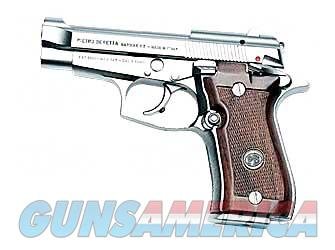 Beretta 84 Nickel  Guns > Pistols > Beretta Pistols > Cheetah Series > Model 84