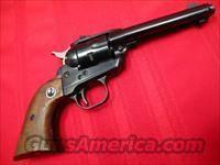 "RUGER SINGLE-SIX 3-SCREW .22 LONG RIFLE 4&5/8"" BARREL 1962 MINT  Ruger Single Action Revolvers > Single Six Type"