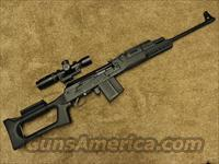 "RAA ISHMASH SAIGA .308 RIFLE W/21"" BARREL 'LOADED'  Saiga Rifles"