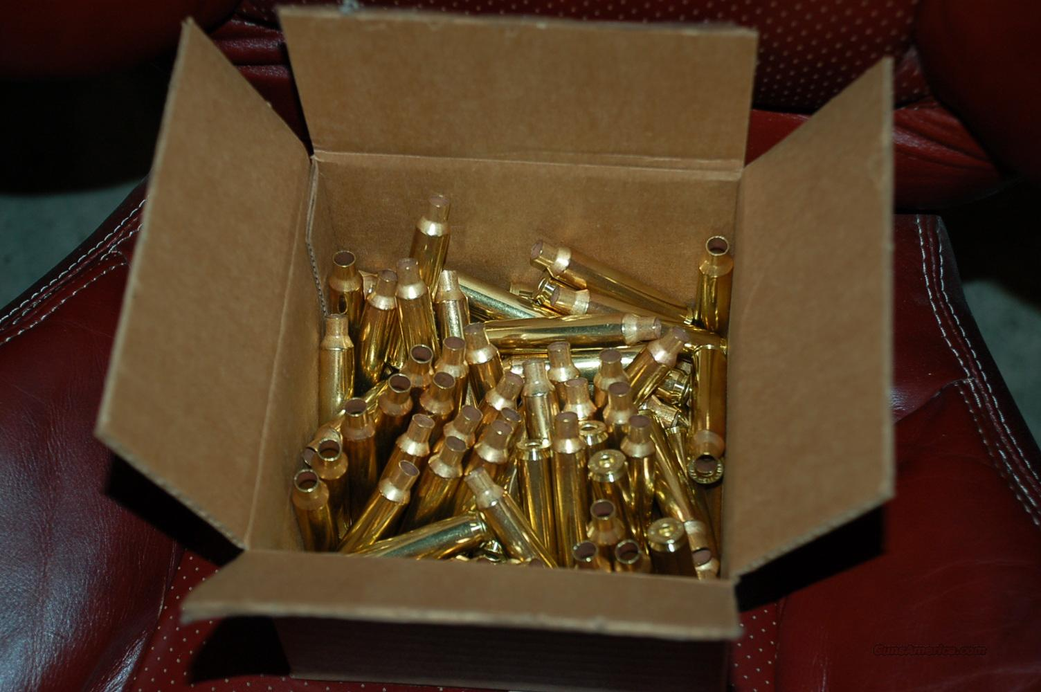 300 Remington Ultra mag Brass 80 pieces  Non-Guns > Reloading > Components > Brass