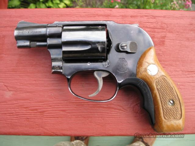 S&W .38 Spl mod 38 Airweight Bodyguard   Guns > Pistols > Smith & Wesson Revolvers > Pocket Pistols