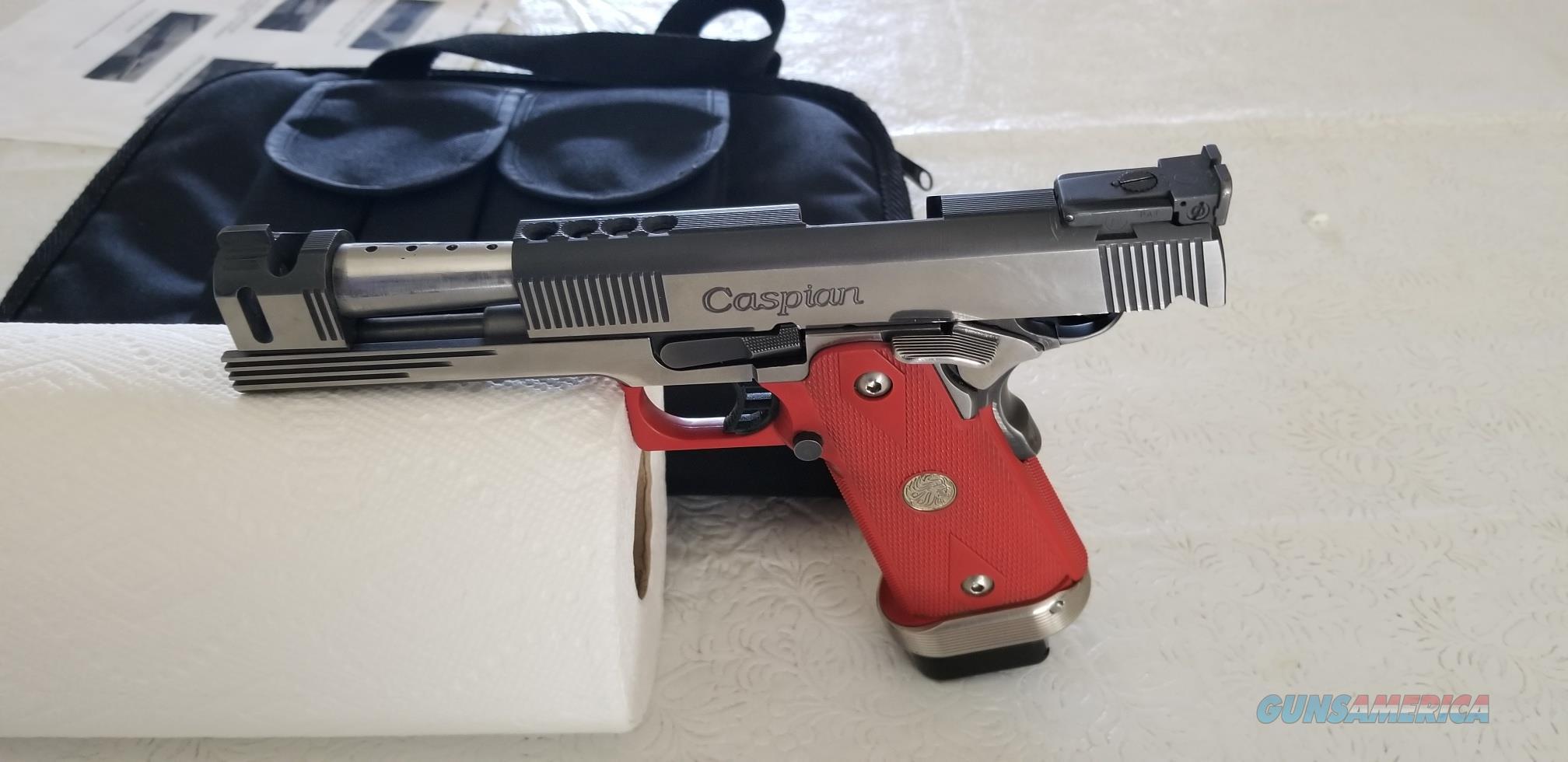 Caspian 1911   Guns > Pistols > 1911 Pistol Copies (non-Colt)