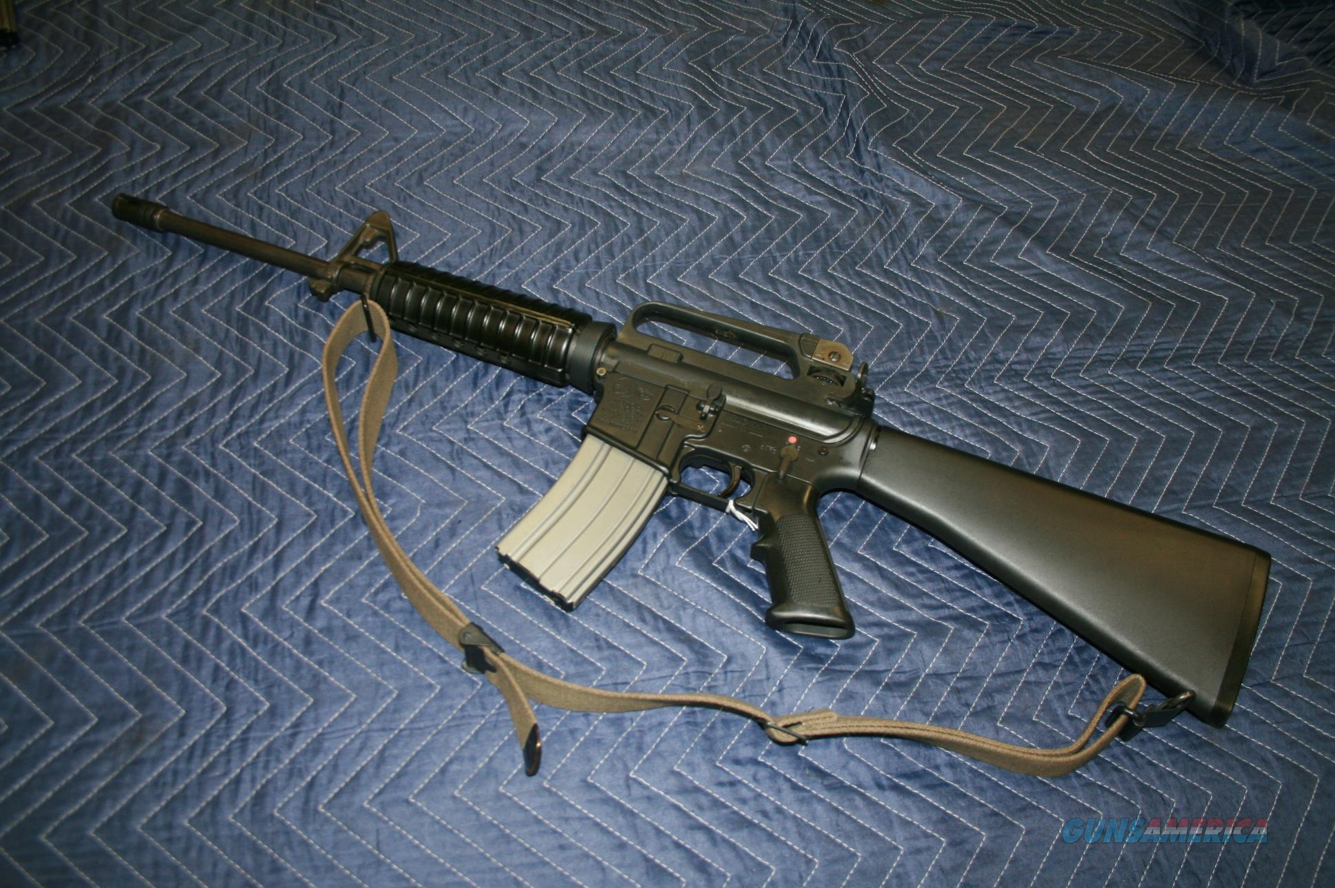Colt PMH AR15, extremely rare  Guns > Rifles > Colt Military/Tactical Rifles