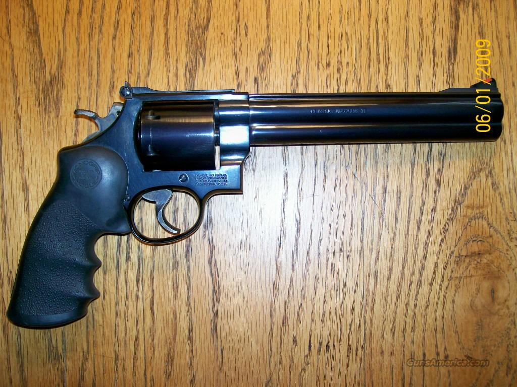 SMITH & WESSON 29-5 CLASSIC MAGNUM II UNFLUTED  Guns > Pistols > Smith & Wesson Revolvers > Full Frame Revolver