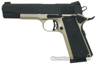 Rock Island Armory Tactical Two Tone (51438)  Guns > Pistols > Armscor Pistols