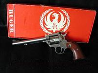 RUGER STAR MODEL SINGLE SIX STAINLESS  Guns > Pistols > Ruger Single Action Revolvers > Single Six Type