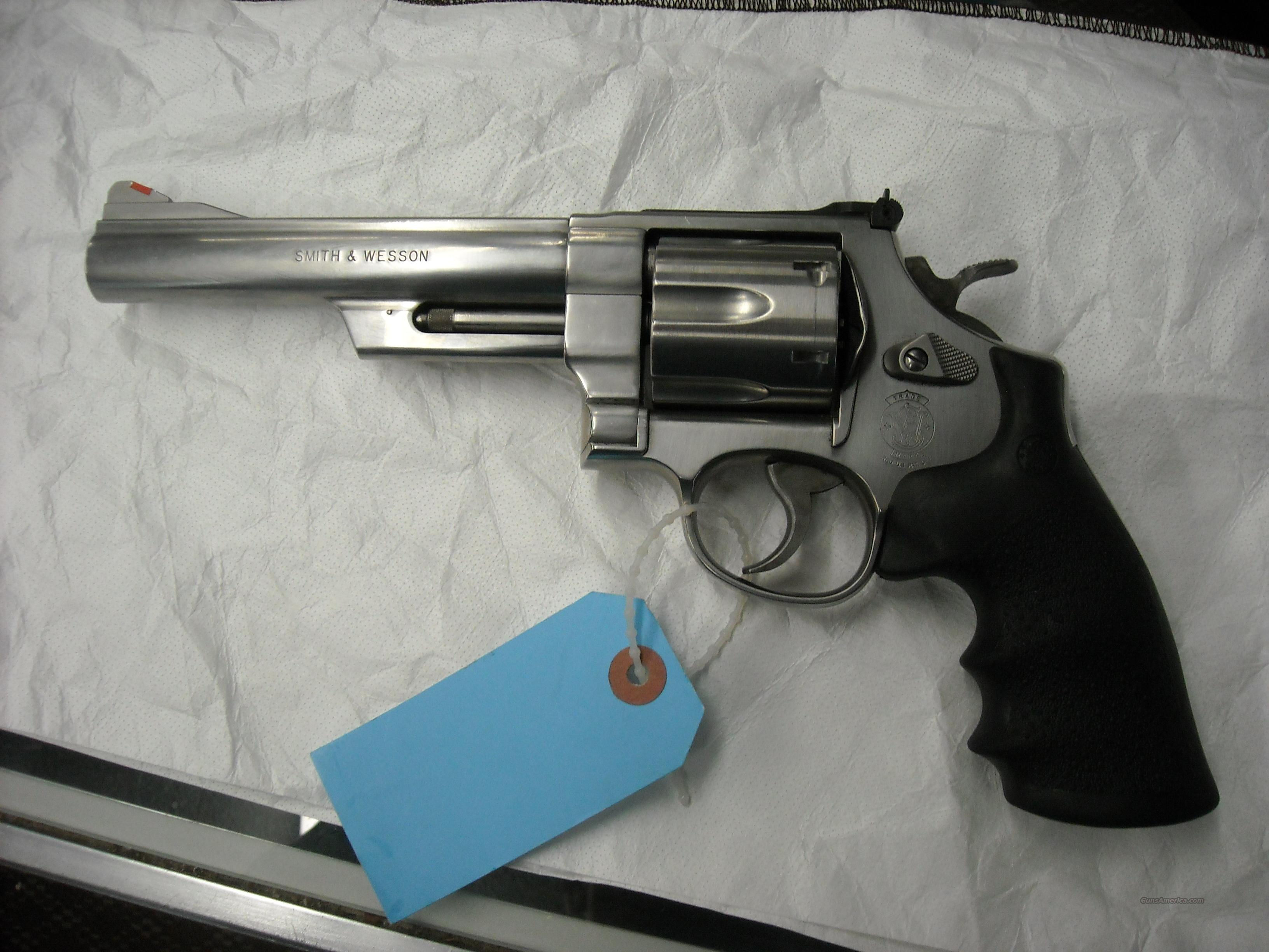 "smith wesson 629 ss 44 magnum 6""  Guns > Pistols > Smith & Wesson Revolvers > Model 629"